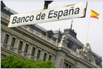 The Bank of Spain said there are positive developments in the country economy