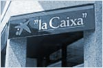 The La Caixa bank has stepped sale of property in Spain