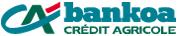 Bankoa Credit Agricole Logo